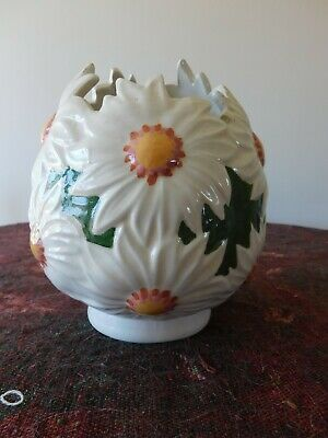 Vintage Handmade Indoor/Outdoor Ceramic Planter