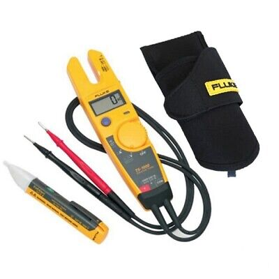 Fluke T5-H5-1AC Kit - T5-1000 Voltage Continuity Tester 1AC II Voltstick & Case