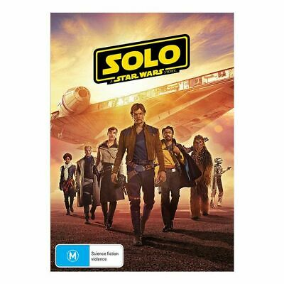 NEW Solo: A Star Wars Story - DVD