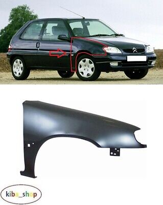 NEW SEAT LEON 1M1 1999-2005 FRONT WING FENDER RIGHT O//S 1M0821022
