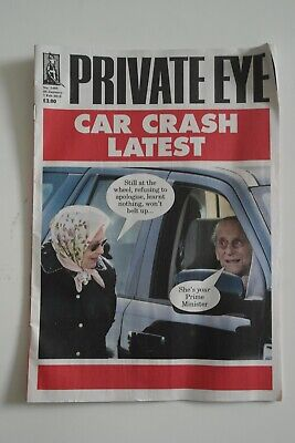 Private Eye Magazine nr 1488 January 25th - February 7th 2019 Read Once Only