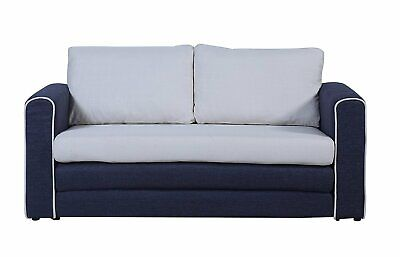 Superb 2 Tone Modular Convertible Sofa Couch Sleeper Loveseat In Caraccident5 Cool Chair Designs And Ideas Caraccident5Info