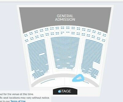 Air Supply Tickets Burbank Front Row Center You Cant Get Closer