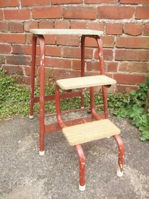 Pleasing Original Vintage Folding Stool Chairs Camping Vw Picnic Pdpeps Interior Chair Design Pdpepsorg