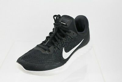 f48ffcd6514b2 Women s Nike Lunar Skyelux 855810-001 Black Lace-up Running Shoes Size 10.5  M