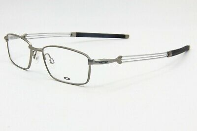 ba6d1baebc4e New Oakley Catapult Ox5092-0350 Ox 5092 Gunmetal Eyeglasses Authentic Rx  50-17