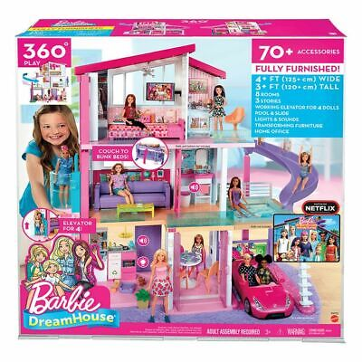 NEW Barbie Dream House