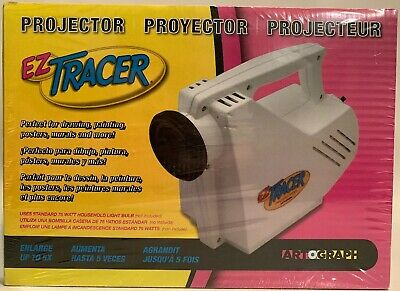 EZ Digital Tracer Art Projector an Easy to Use Image & Enlarge Images Portable