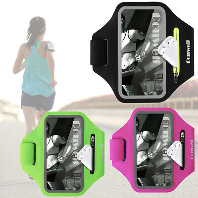 Sport Armband Running Jogging Gym Arm Band Pouch Phone Holder Case For Cellphone