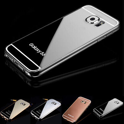 Luxury Ultra-thin Aluminum Metal Bumper Case Frame Cover For Samsung S6 Edge/S6