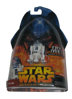 Star Wars Episode III Revenge of The Sith R2-D2 Action Figure