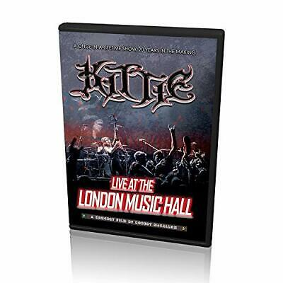Kittie: Live at the London Music Hall DVD 2019 NEW preorder