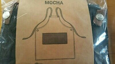 Bulk Pack Of Cafe Series Heavy Duty Commercial Aprons - Free Shipping