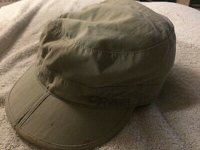 fc5154b5c0d2bc Outdoor Research radar pocket cap hunting fishing sports Hat Street Style  Large