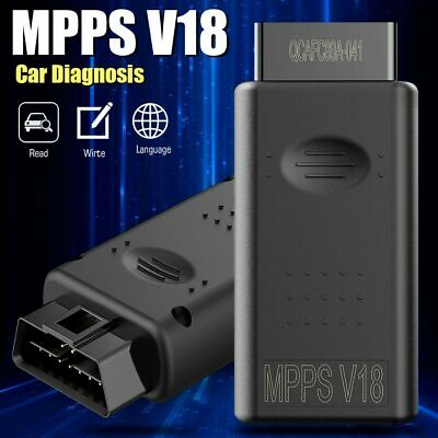 MPPS V18 MAIN + TRICORE + MULTIBOOT + Breakout Tricore Cable multiples langues