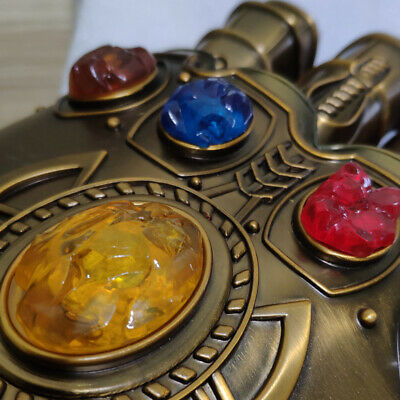 HCMY Thanos Infinity Gauntlet Full  1:1 Gloves Replace Acrylic Only Gem 6pcs