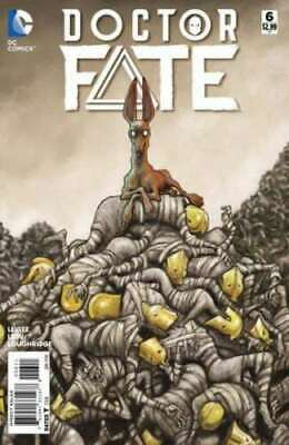Doctor Fate (2015 series) #6 DC COMICS  COVER A 1ST PRINT