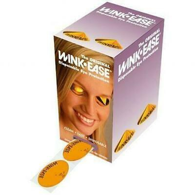 Wink-Ease Classic 250 Pairs Of Disposable Eye Protection For Sunbed Use Tanning