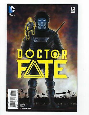 Doctor Fate (2015 series) #9 DC COMICS  COVER A 1ST PRINT