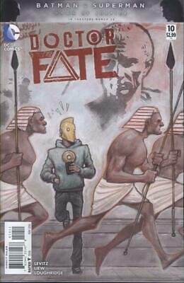 Doctor Fate (2015 series) #10 DC COMICS  COVER A 1ST PRINT