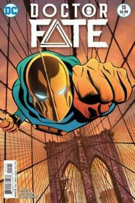 Doctor Fate (2015 series) #15 DC COMICS  COVER A 1ST PRINT