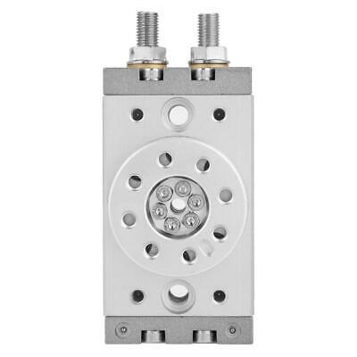 180 Degree SMC Type 15mm Rotary Pneumatic Cylinder MSQB-10A 0~60°C High Quality