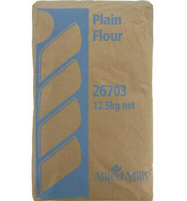 Allied Mills Plain Flour 12.5kg x 1