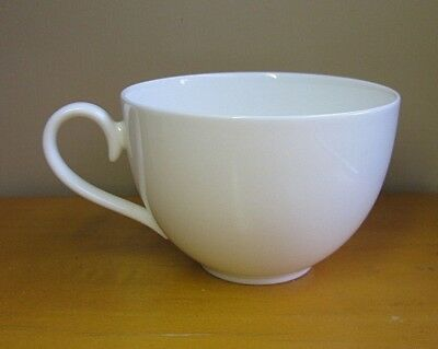 Villeroy & Boch Heinrich Bone China ROYAL WEISS (smooth) White CUP ONLY