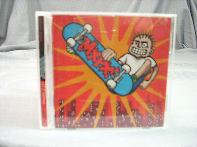 MXPX Let It Happen CD Tooth And Nail Records