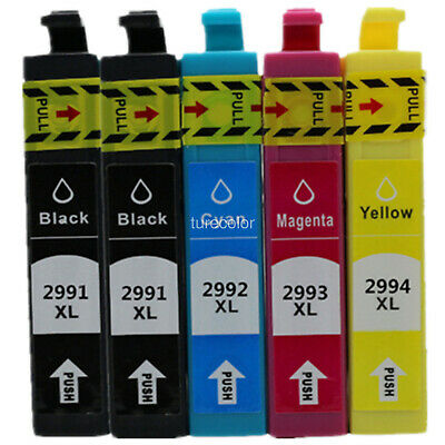 Extra Black 29xl Ink Cartridge for Epson expression home xp235 xp432 xp435 xp245