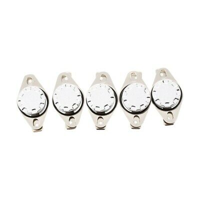 5 Pcs 85 Celsius 185F Normal Close Temperature Controlled Switch KSD301 P1R6