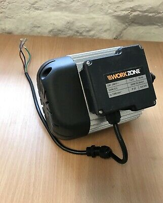 250w 1400min 240v Spare Electric Motor Taken From A Bandsaw