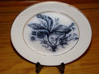 Antique Dutch P. Regout & Co. Maastrich Plate 1878