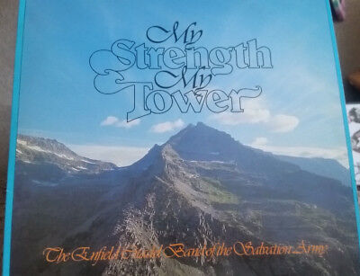 ENFIELD SALVATION ARMY My Strength My Tower Vinyl LP 1979