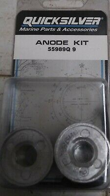 NOS MERCURY 55989Q9 ANODE KIT