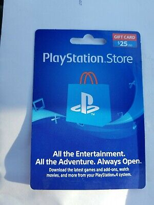 Playstation store code