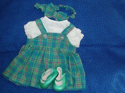 """Dolls Outfit to suit Pedigree 15/16"""" With FREE Shoes/Winter Sale"""