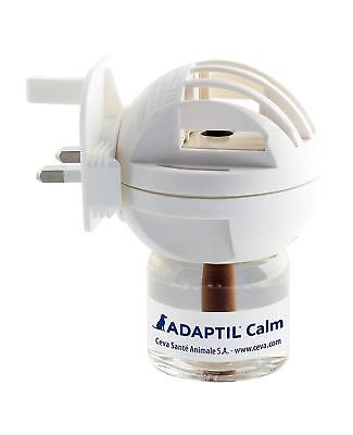 ADAPTIL Diffuser Home 30 Day Starter Kit Plug In Calm Dogs Stress Reducer 48ml
