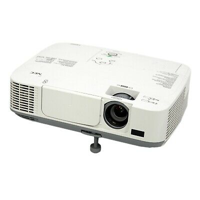 NEC M230X HDMI digital projector 736 hours used - Grade B