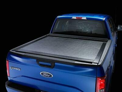 Pace Edwards Switchblade Retractable Tonneau Bed Cover; Chevy; GMC; SWCA27A58