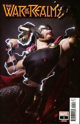The War of the Realms # 1 1:25 Victor Hugo Thor Variant