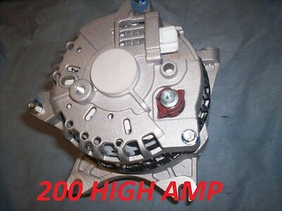 FORD Mustang GT High Output HO Alternator 2005-2006 2007 2008 09 4.6L Generator