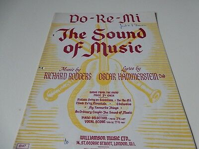 Sheet Music Vintage, Classical, Music Hall
