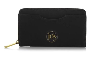 JOY GENUINE LEATHER Organizer Wallet with RFID Protection London