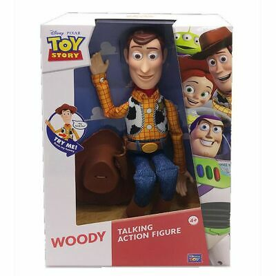 """NEW Toy Story: Woody 12"""" Talking Action Figure"""