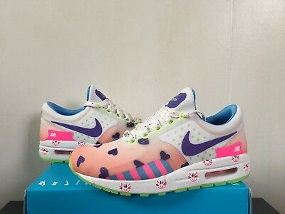 new concept afd70 a5e16 Nike Air Max Zero DB Doernbecher GS Orange Pink Grape 898638-858 Youth Sz 5Y