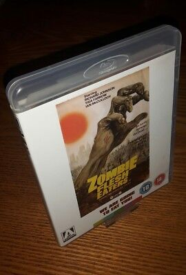 ZOMBIE FLESH EATERS 2disc 'Special Edition' Bluray UK vrsn Arrow Films region b