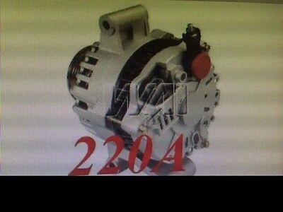 HIGH AMP Ford F Series Pickup 7.3L Diesel, w/ Dual Alternators bottom position