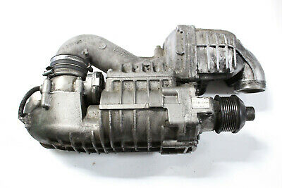 2003-2005 MERCEDES BENZ W203 C230 Supercharger W/Throttle