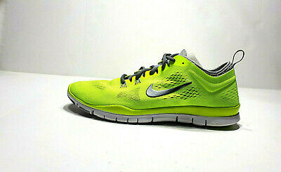 81d45245253a Women s Nike Free 5.0 Fit 4 Volt Cool Grey-Wolf White Wolf 629496-